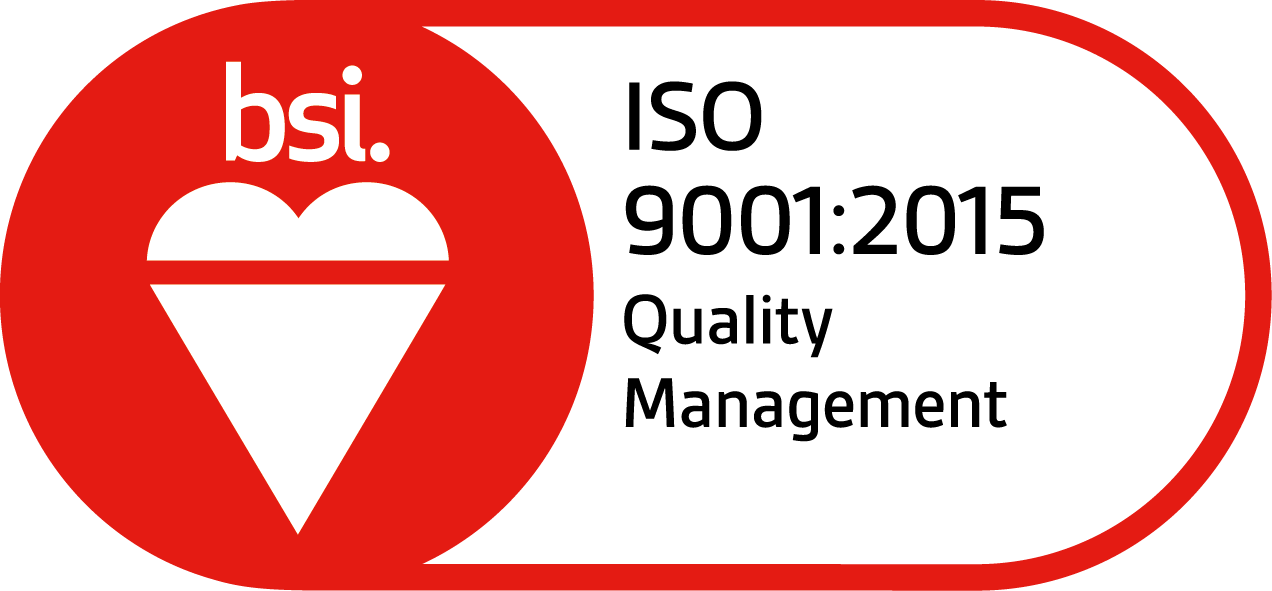 Fluensys is an ISO 9001 certified company.